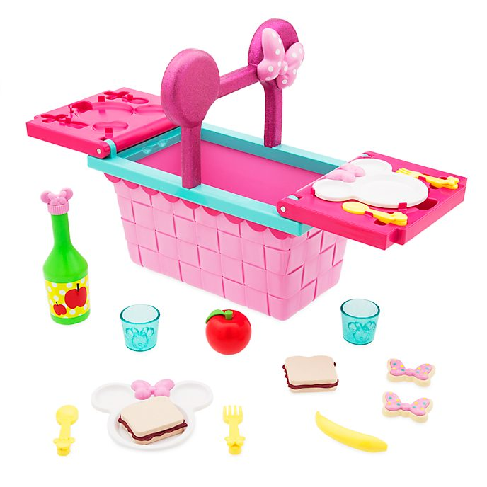 Minnie Mouse Picnic Basket Playset