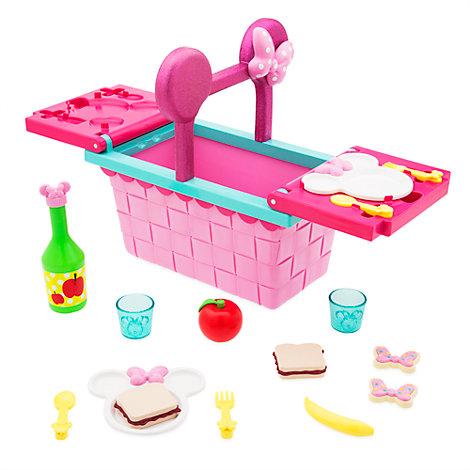 Set da gioco cestino del picnic Minni