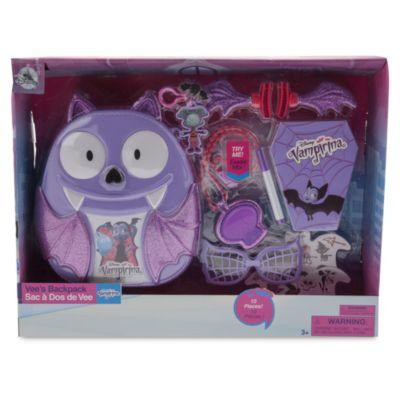 Mochila y set de juego accesorios Vampirina