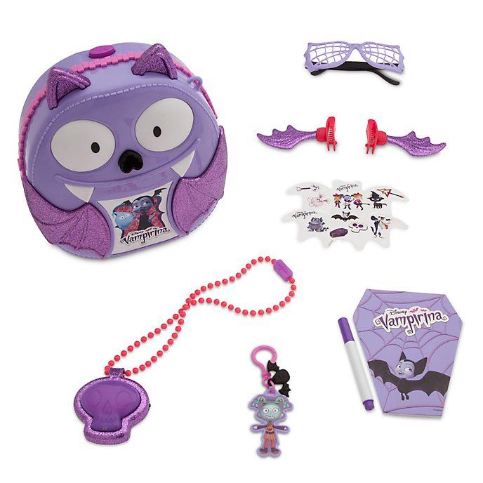Disney Store Vampirina Backpack and Accessories Playset
