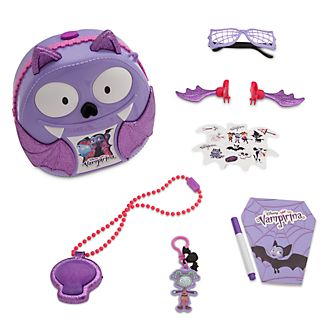 Disney Store Vampirina Backpack and Accessories Playset