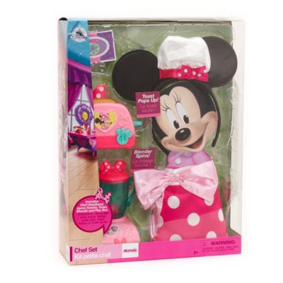 Dinette cuisine Minnie Mouse