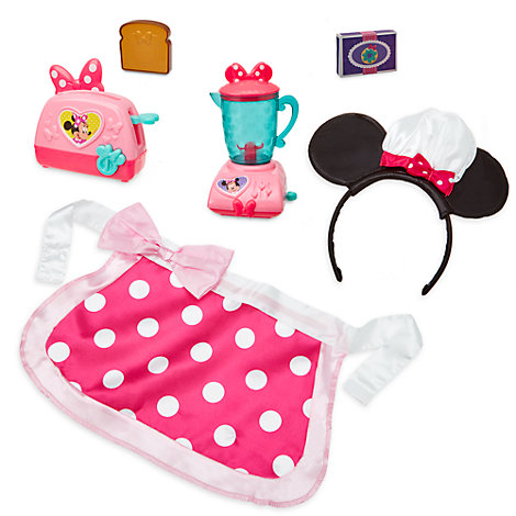 Minnie Mouse Play Chef Set