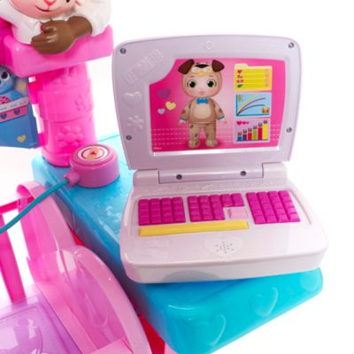 Doc McStuffins Baby All-in-One Nursery Play Set