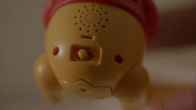 Giocattolo spettacolo luminoso palloncino bebè Winnie the Pooh