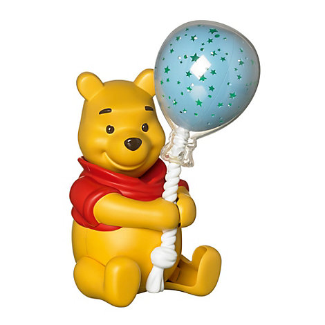 Winnie the Pooh Baby Balloon Light Show Toy