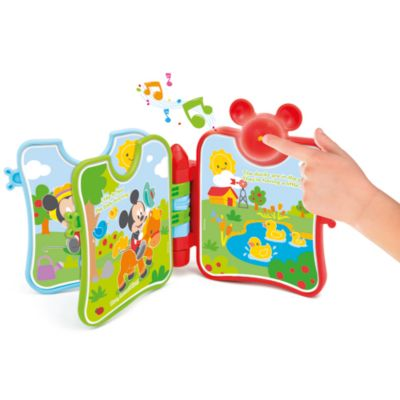 Mickey Mouse Baby Electronic Activity Book