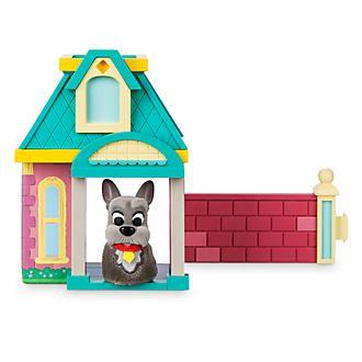 Disney Store Jock Furrytale Friends Starter Home Playset