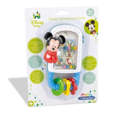Micky Maus - Telefonrassel für Babys
