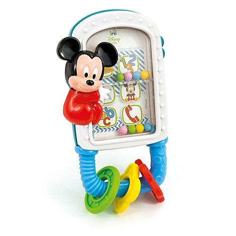 Sonajero teléfono Mickey Mouse para bebé
