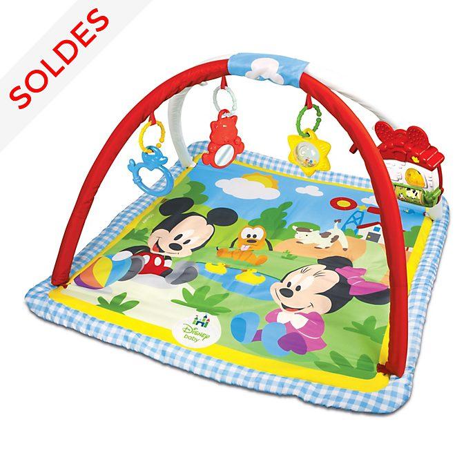 Tapis d'éveil Mickey Mouse pour bébés