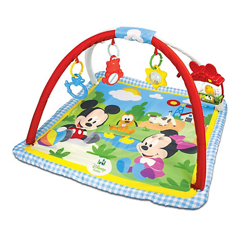 Mickey Mouse Baby Play Gym