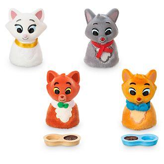 Disney Store Coffret de jeu Famille des Aristochats, Furrytale Friends