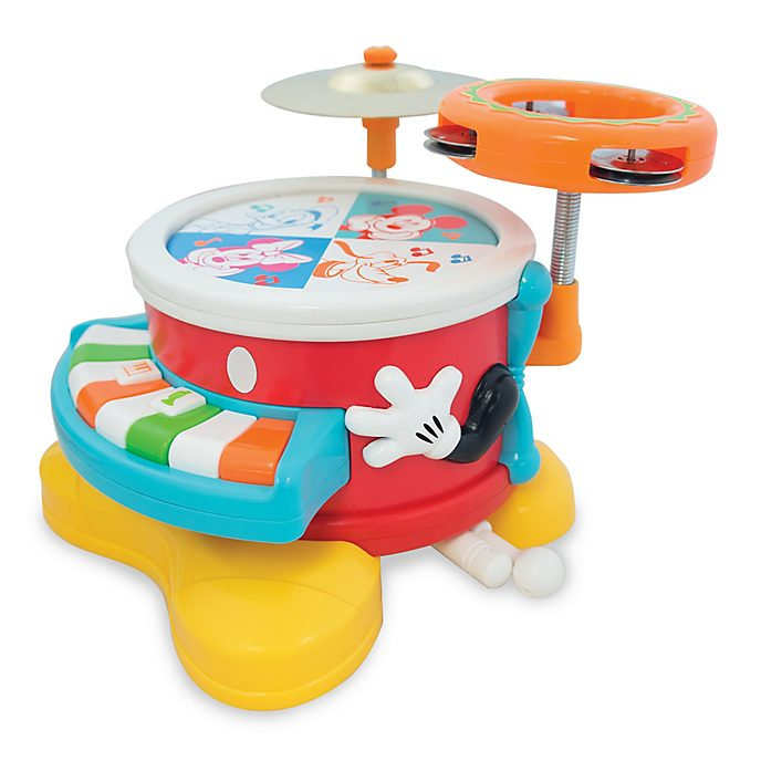 Mickey Mouse 4-in-1 Activity Band Stand