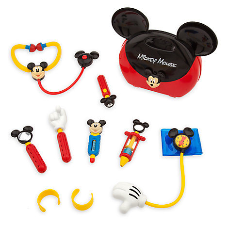 Mickey Mouse Doctor Playset