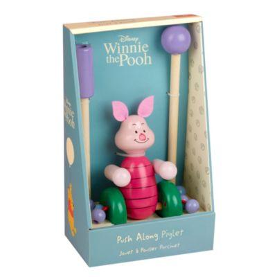 Piglet Wooden Push Along Toy