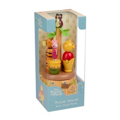 Winnie the Pooh Musical Carousel