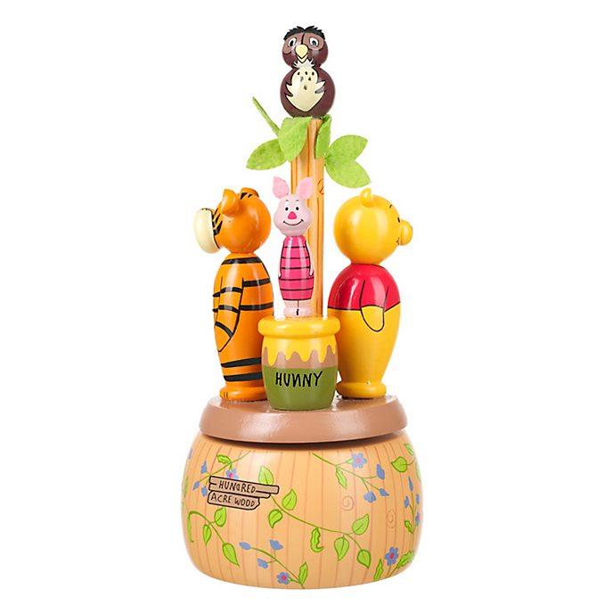 Tiovivo musical Winnie the Pooh