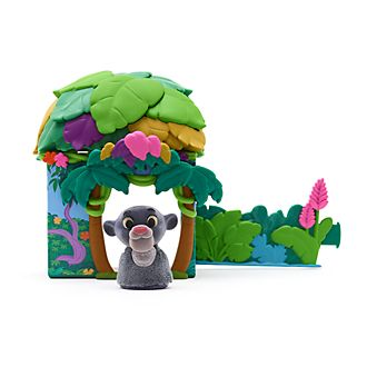 Disney Store - Baghira - Furrytale Friends Starter Home Playset