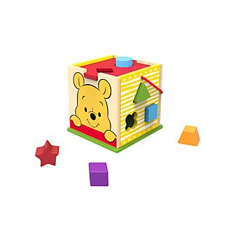 Winnie the Pooh Baby Wooden Shape Sorter