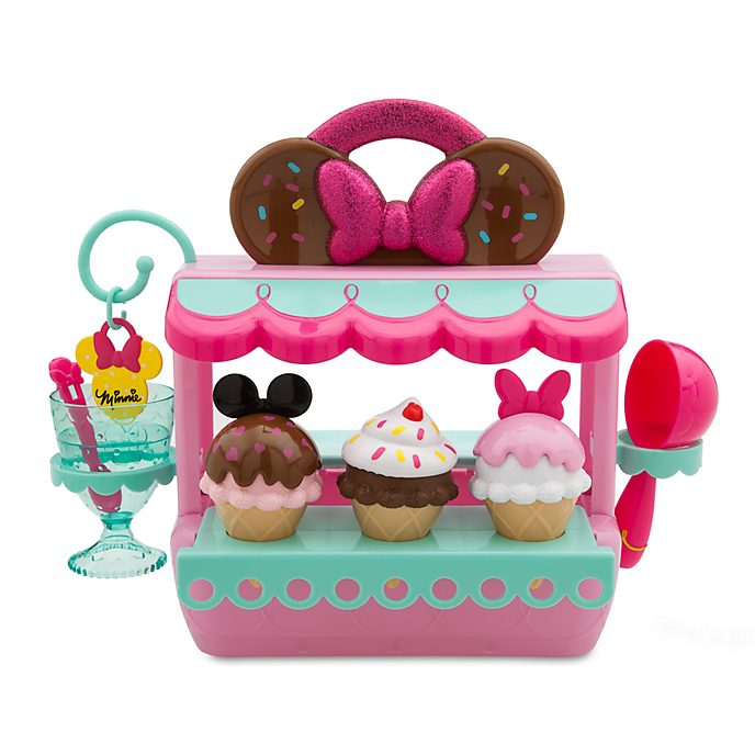 Disney Store Minnie Mouse Ice Cream Playset