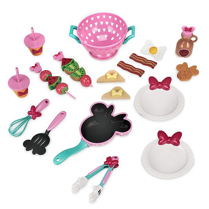 Set de juego desayuno Minnie, Disney Store