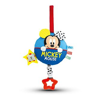 Peluche musical Mickey Mouse para bebés