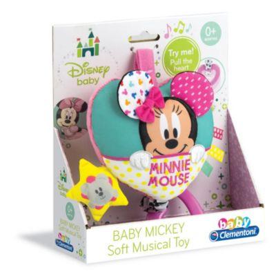 Peluche musicale baby Minni