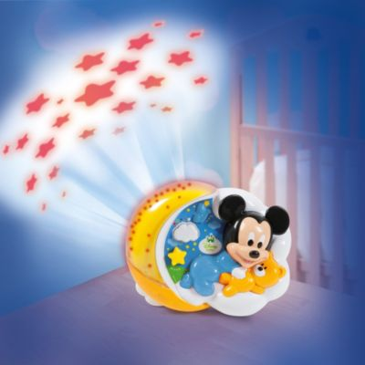 Mickey Mouse Baby Cot Projector