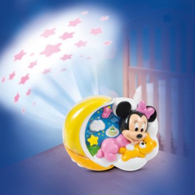 Proyector de cuna Minnie para bebés