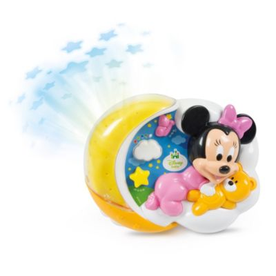 Minnie Maus - Babybettprojektor