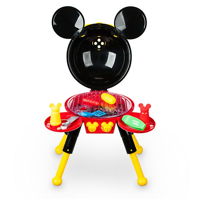 Disney Store Mickey Mouse Grill Playset