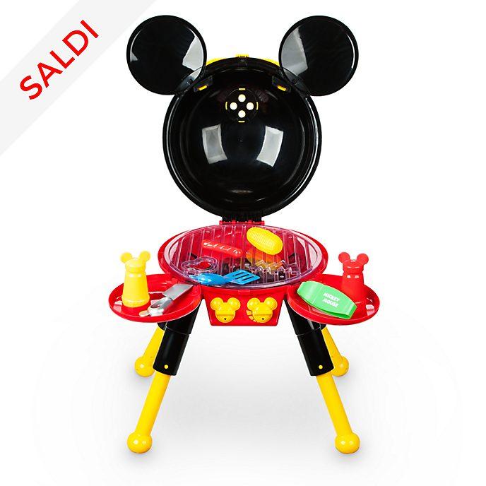 Set da gioco grigliata Topolino Disney Store