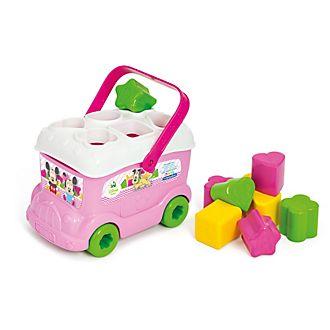 Autobús con bloques clasificables Minnie, Clementoni