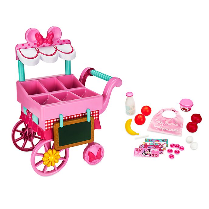 Disney Store Minnie Mouse Farmers' Market Playset