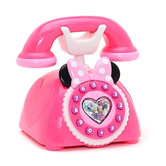 Disney Store Minnie Mouse Happy Helpers Phone Playset