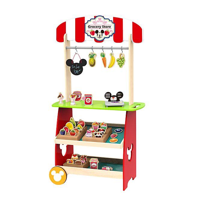 Set de juego supermercado de Mickey y sus amigos