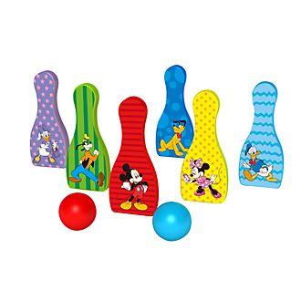 Micky und Freunde - Kegelspielset