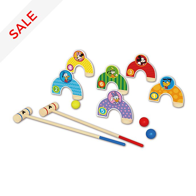 Mickey and Friends Croquet Set