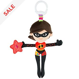 Mrs Incredible Clip and Go Baby Toy