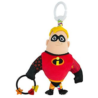 Mr Incredible Clip and Go Baby Toy