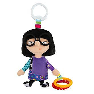 Juguete para bebés con clip Edna Mode, Los Increíbles 2