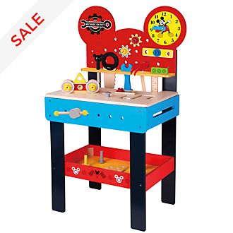 Be-Imex Mickey Mouse Wooden Tool Bench