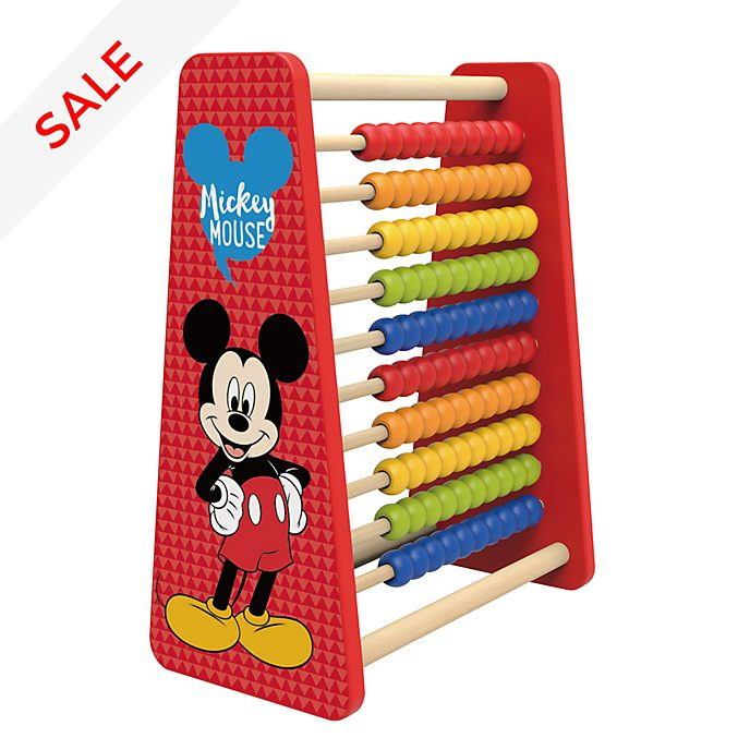 Be-Imex Mickey Mouse Bead Abacus