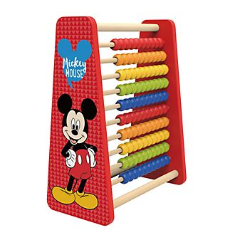 Ábaco de cuentas Mickey Mouse, Be-Imex
