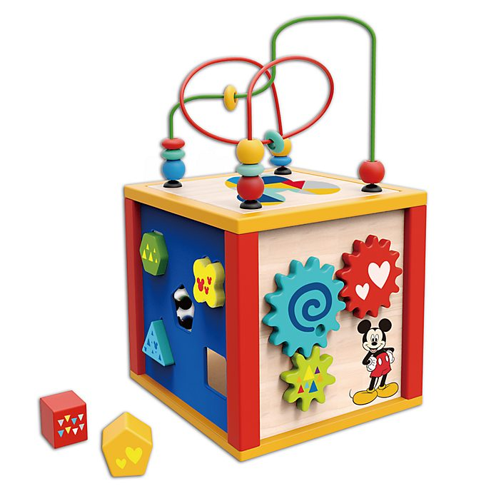 Be-Imex Mickey Mouse Activity Cube