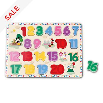 Be-Imex Mickey and Friends Number Puzzle