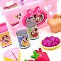 Disney Store - Minnie Maus - Einkaufskorb-Spielset