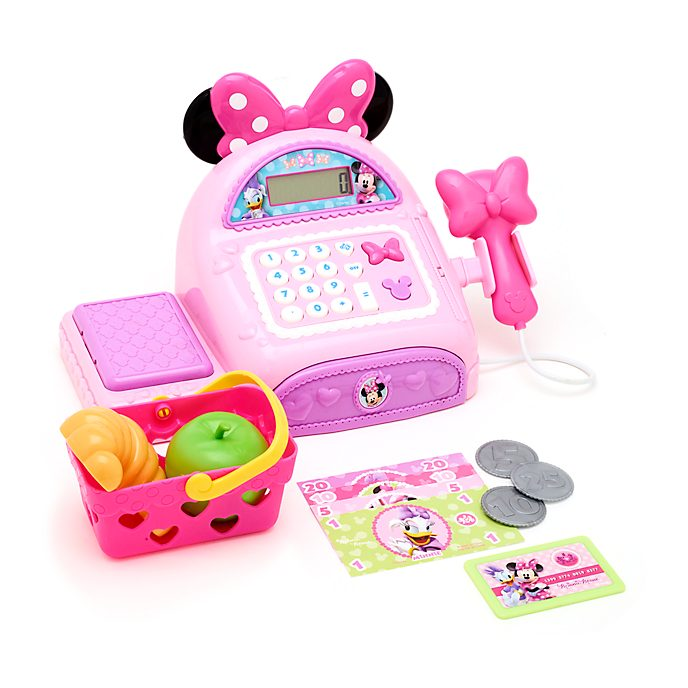 Disney Store Minnie Mouse Bowtique Cash Register