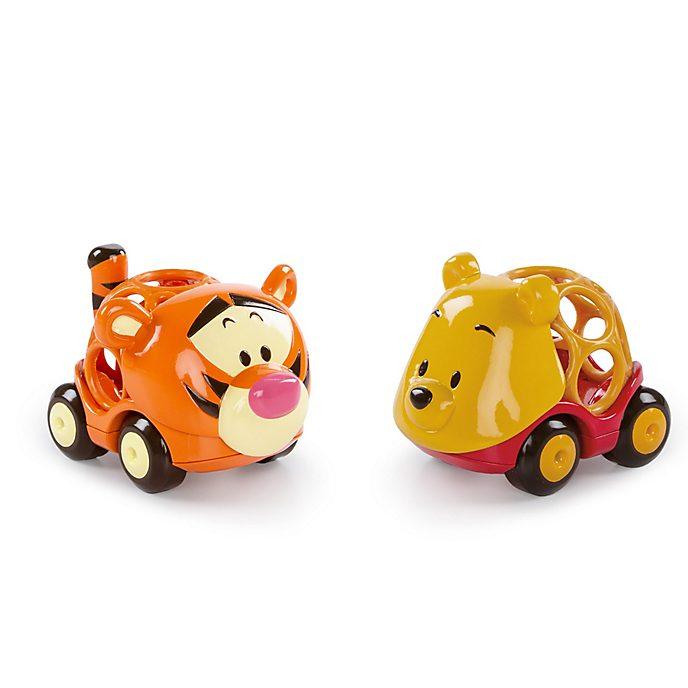 Set da gioco automobiline GoGripper Winnie the Pooh e Tigro